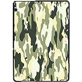 PIANYIHUO TablethüllePersonality Camouflage Anti-Fall-Hartschalen-Tablet-Hülle für Huawei MediaPad T3 8 / T3 10 9,6 Zoll / T5 10 10,1 Zoll