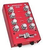 Pronomic DX-10R DJ Mixer rosso