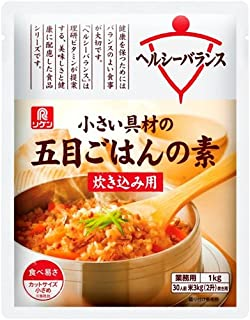 Gomoku rice of the original RIKEN healthy balance small ingredients (for cooked) 500g