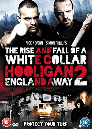 The Rise And Fall Of A White Collar Hooligan 2: England Away [UK-Import]