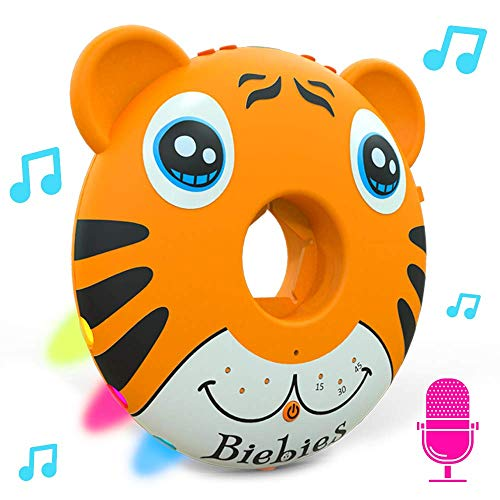 Buy Biebies Tunes, Light up Baby Music Toy and Toys for Baby with White Noise and Recordable Sound M...