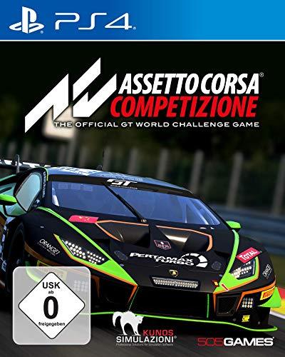 Assetto Corsa Competizione - [PlayStation 4]