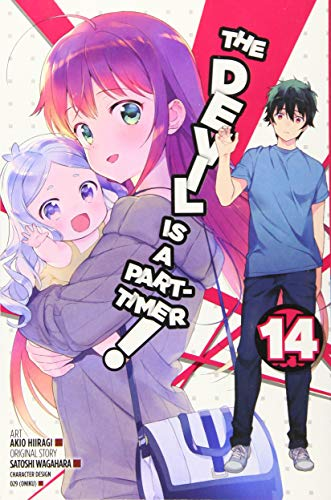 The Devil Is a Part-Timer!, Vol. 14 (Manga)