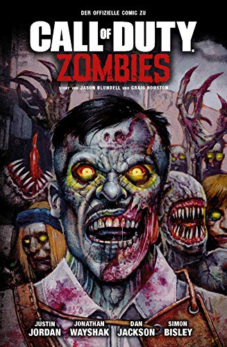 Call of Duty: Zombies - Comic zum Game (Callo of Duty: Zombies) (German Edition)
