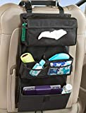 High Road Car Seat Back Organizer with Tissue Holder