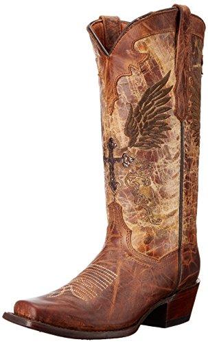 Very Volatile Women's Grandest Western Boot Brown Size: 5 UK