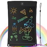 GUYUCOM Tableta de Escritura LCD, Tablero de Dibujo electrónico de 8.5 Pulgadas - Tablero de...