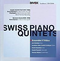 Swiss Piano Quintets by RAFF / GOETZ (2011-02-22)
