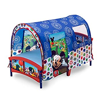 Delta Children Toddler Tent Bed Disney Mickey Mouse