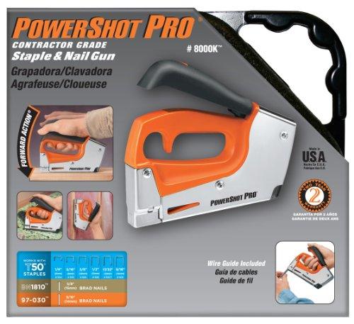 Arrow fastener 8000k powershot pro 3 piece kit