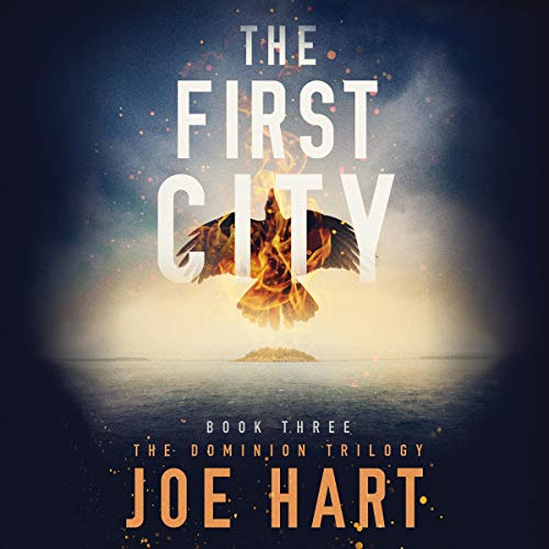 The First City cover art