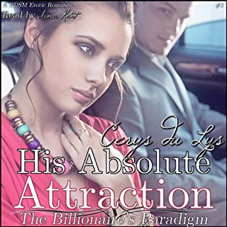 His Absolute Attraction audiobook cover art