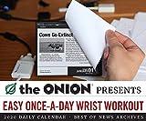The Onion 2020 Daily Calendar: (2020 Daily Calendar, Funny Calendar, 2020 Calendar Book)
