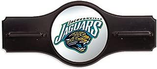 Imperial NFL Jacksonville Jaguars Pool Billiard Mirrored Wall Cue Rack