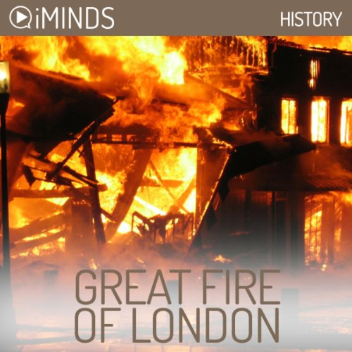 Great Fire of London cover art