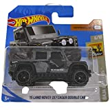 Hot Wheels '15 Land Rover Defender Double Cab Baja Blazers 6/10 2019 (14/250) Short Card