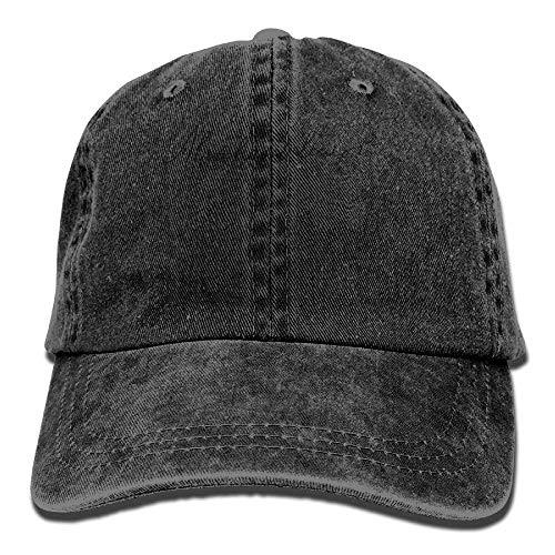 KKs-Shop Abraham Lincoln Cowboy Visier Hinterkappe Verstellbare Kappe