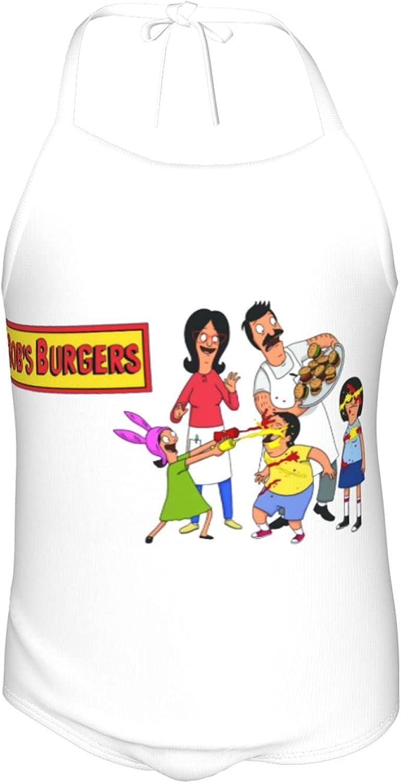 Bob'S Burgers Children'S Strappy One-Piece Swimsuit