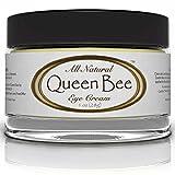 Queen Bee corrector ojeras | Toda natural contorno de ojos antiarrugas | serum contorno ojos y crema ojos | rejuvenece tu apariencia, 1 onza