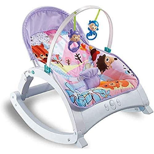 Baby Music Vibration Schaukelstuhl Baby Multifunktionale Komfort Stuhl Rückenlehne Verstellbare Liege Kann Für Neugeborene Gespeichert Werden