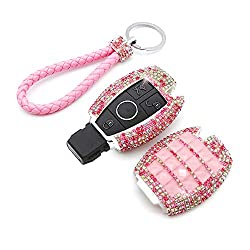 Mercedes-Benz Diamond Key Shell Pink