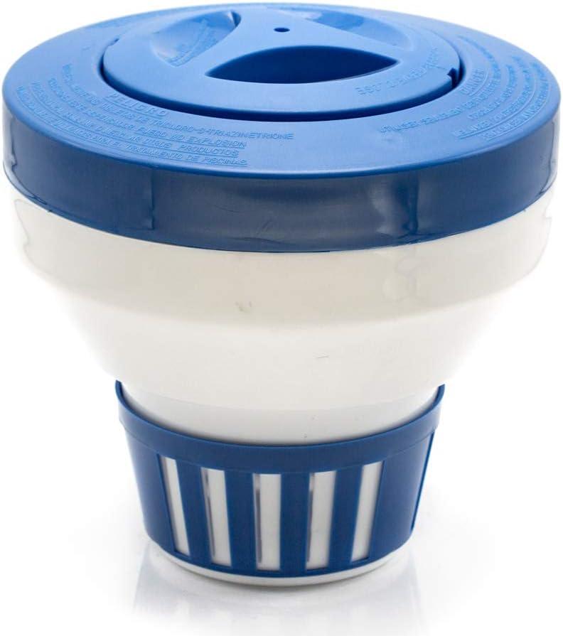 Washington Mall WWD POOL Floating Pool High quality Chlorine Tabs Bromine Fits Dispenser 1-3