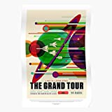 Nasa Scifi Postcrossing Tourism Galaxy Discount Science Travel Fiction Home Decor Wall Art Print Poster !