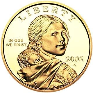 2005 sacagawea dollar