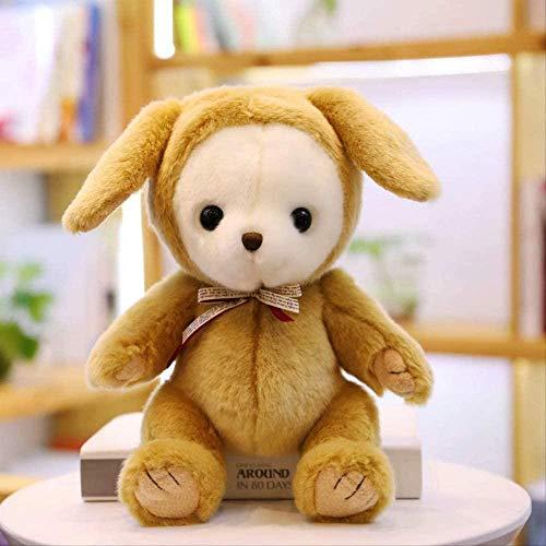 Ylout Lindo Oso Polar de Peluche de Juguete 33 cm Oso de Peluche Disfraz de Conejo muecas Juguetes creativos para nios Regalo de cumpleaos