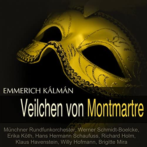 Münchner Rundfunkorchester, Werner Schmidt-Boelcke, Erika Köth, Hans Hermann Schaufuss