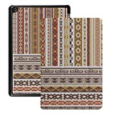 Fire HD 8 Case Indian Traditional Element Case para HD Fire 8 (versión 2018...