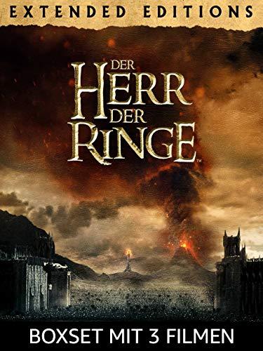 Der Herr der Ringe - Die Filmtrilogie (Extended Edition)
