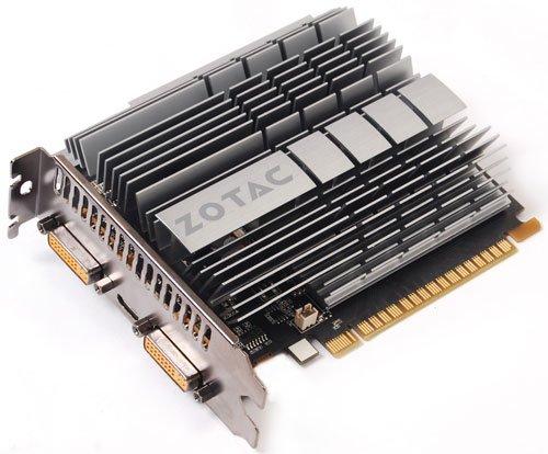 ZOTAC GeForce GT 610 ZONE Edition; GeForce GT 610; 2560 x 1600 Pixel; NVIDIA; 1024 MB; DDR3-SDRAM; 64 bit (ZT-60603-20L)