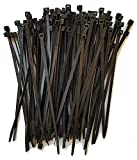 Cable Ties. Standard Duty 7.6 Inch Premium Nylon...