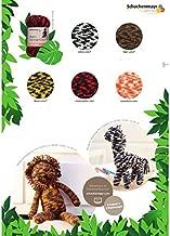 s Animal !!! 4 ovillos de 100 g Schachenmayr Special Edition Bravo Animal Color – Color 81, 82, 83, 84 – 1 da un Animal