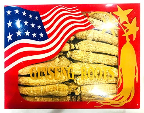 American Wisconsin Ginseng Root Lon…