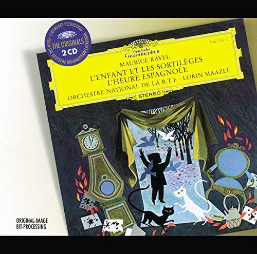 L'Enfant Et Les Sortileges/& (2 CD)