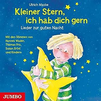 Kleiner Stern, ich hab dich gern (Lieder zur guten Nacht)