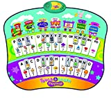 NH Laheri Touch & Learn Educational Playmat with Letter, Spell and Quiz Mode with Sounds