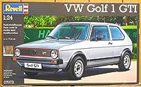 REVELL 07072 1/24 ワーゲン ゴルフ 1 GTI