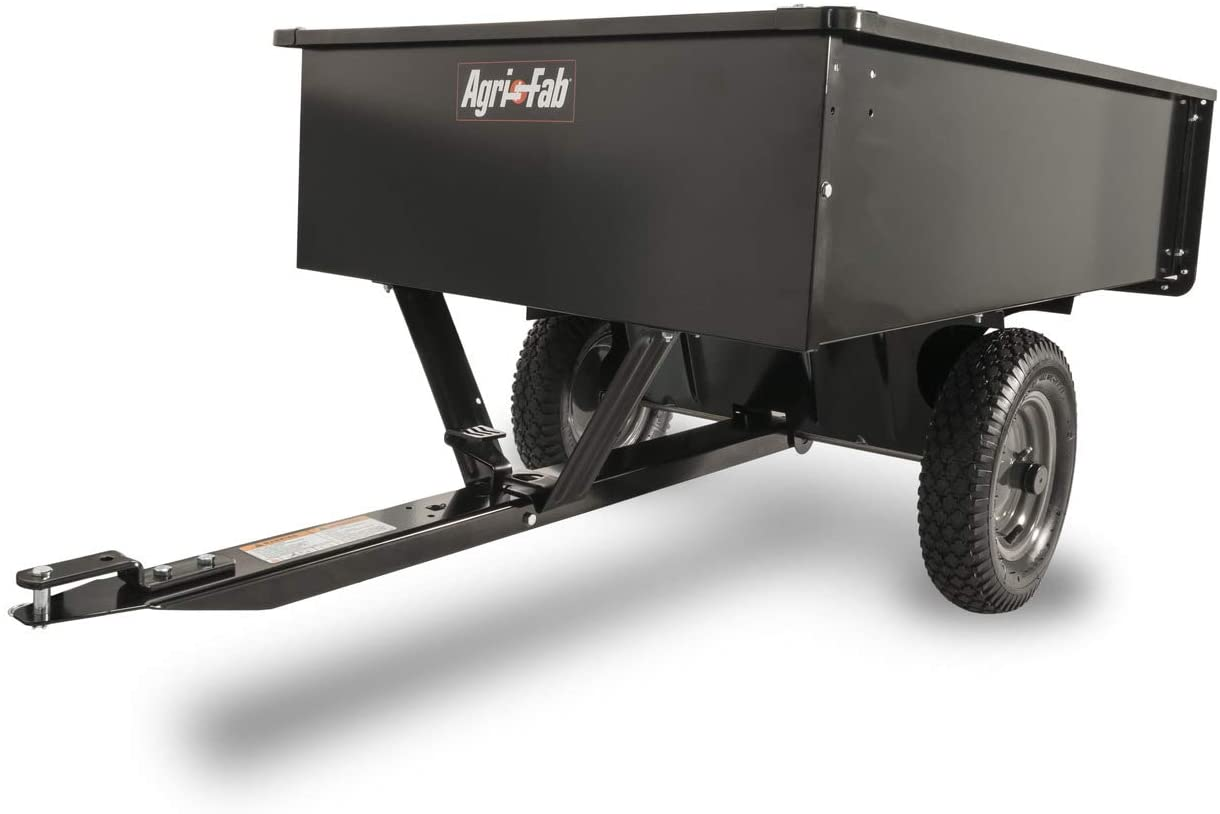 Agri-Fab 45-0101 750-Pound Max Animer and price revision Utility Dump Bla We OFFer at cheap prices Tow Behind Cart