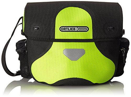 Ortlieb ultimate 6 M HV black/neon F3451