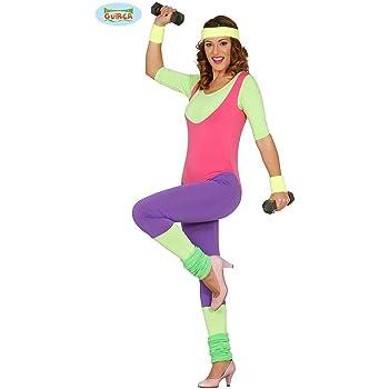 Disfraz de gimnasta mujer: Amazon.es: Juguetes y juegos