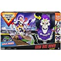 Monster Jam Grim Take-down Playset with Lights & Sounds