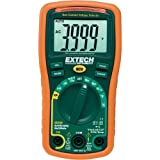 Extech EX330 Autoranging Mini Multimeter with NCV...