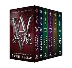 Vampire Academy Box Set 1 6