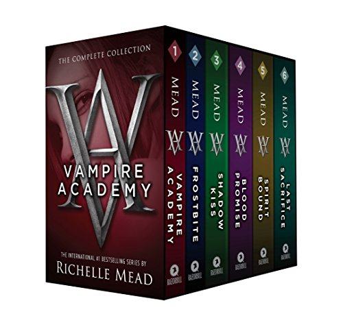 Vampire Academy Box Set 1-6 (Englisch)