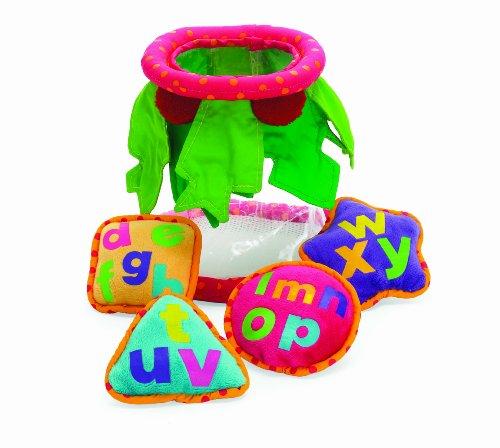 Manhattan Toy - 210290 - Fill and Spill Alphabet
