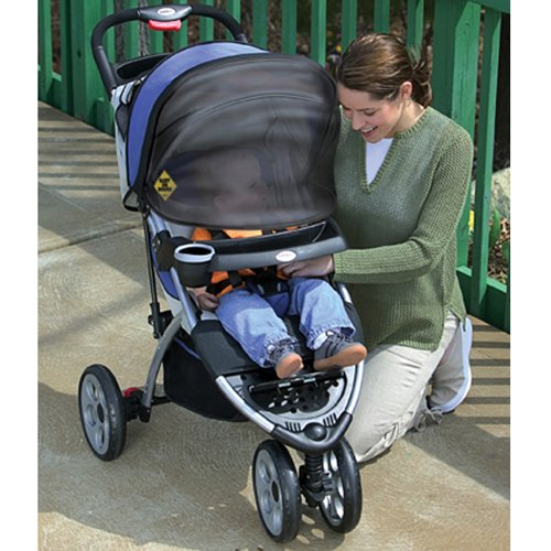 Safety 1st: Baby on Board Clip-On Stroller Shade