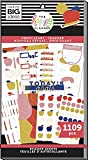 The Happy Planner Sticker Value Pack -...